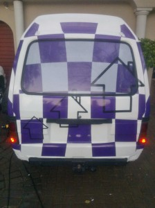 VEHICLE DECALS 1